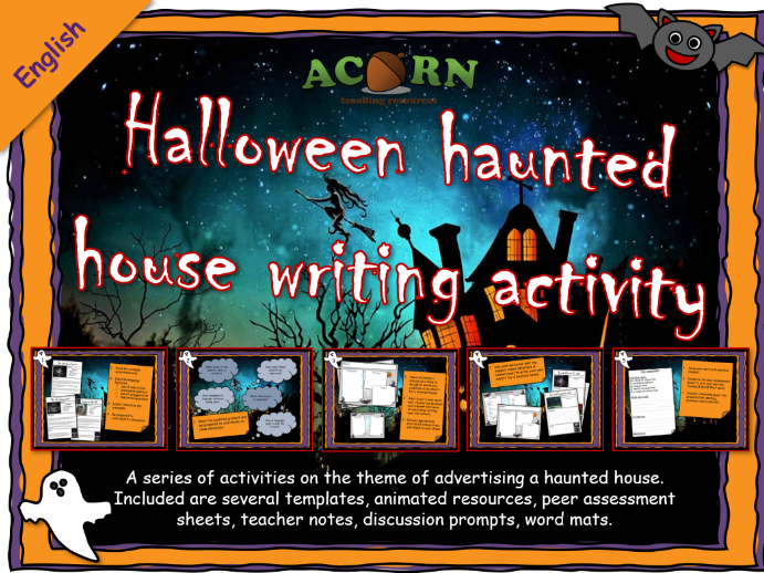 Halloween Haunted House For Sale - Adverts
