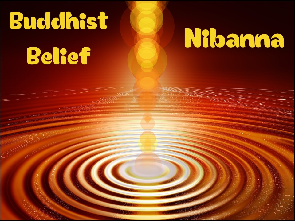 Buddhist belief - Nibbana