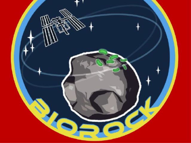 Microbes in Space - BioRock