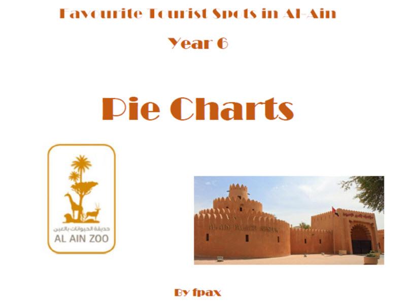 Pie Chart - Year 6