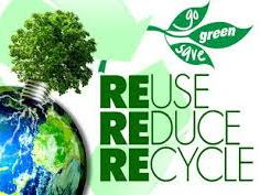 Recycling, Sustainable living