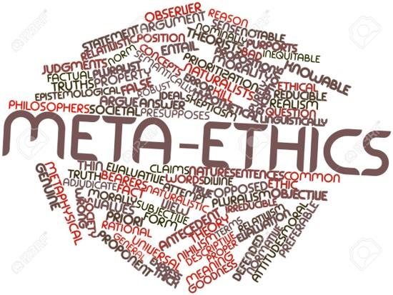 OCR A Level Year 2 Meta-Ethics