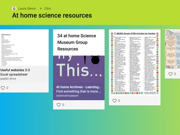 Useful STEM Resources
