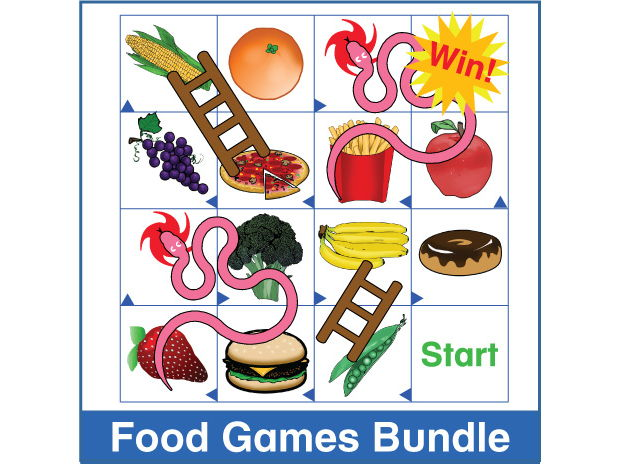 Food Games Bundle