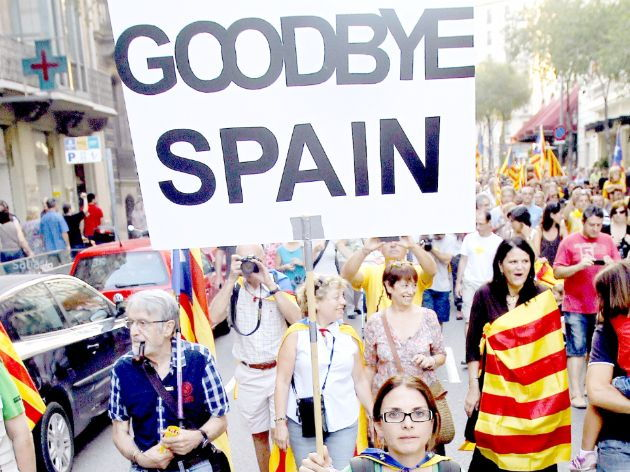¿Qué está pasando en Cataluña? (What's going on in Catalonia?)