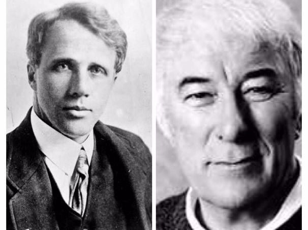 Robert Frost and Seamus Heaney A Level Poetry Analysis (CCEA)
