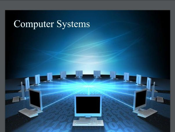 Computer Systems FULL RESOURCE PACK AT GREAT VALUE&GREAT OFFER! GCSE COMPUTER SCIENCE