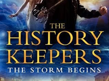 The history keepers by Damian Dibben SOL