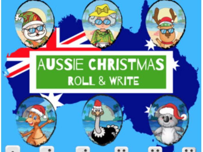 Aussie Roll & Write
