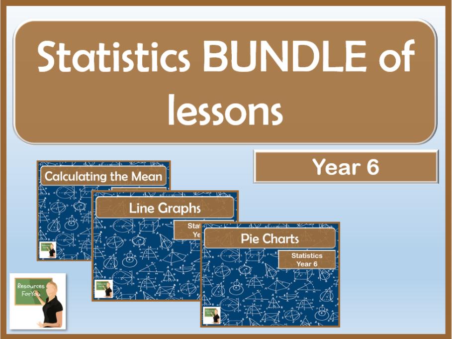 Maths Statistics Year 6