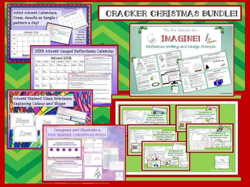 Cracker Christmas Bundle