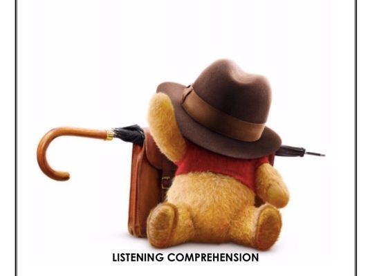 Listening Comprehension - Christopher Robin