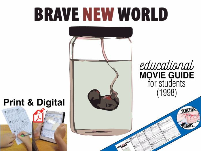 Brave New World Movie Viewing Guide (1998)