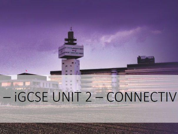 1. ICT > iGCSE > Edexcel > Unit 2 > Connectivity > Digital Communication