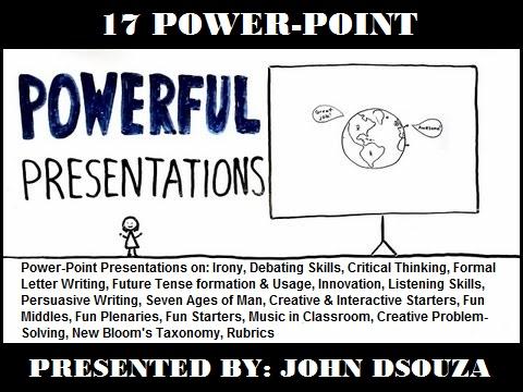 17 POWERFUL PPT PRESENTATIONS