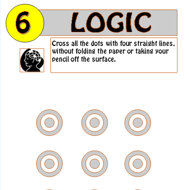 Logic Puzzles 1,2,6+7 - Bundle!
