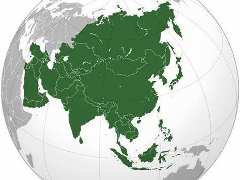 Amazing Asia - Population