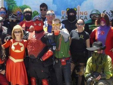 FS English Level 1 & 2: 'Real Life Superheroes'