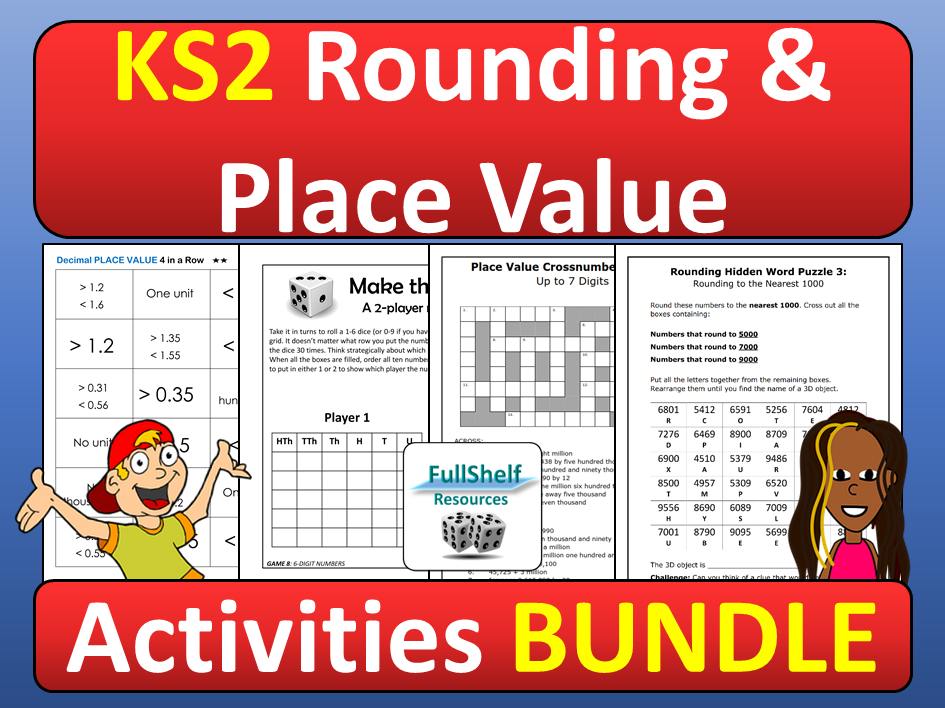 Place Value and Rounding