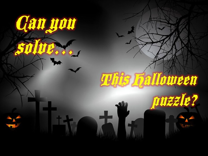 The history of Halloween Puzzle!