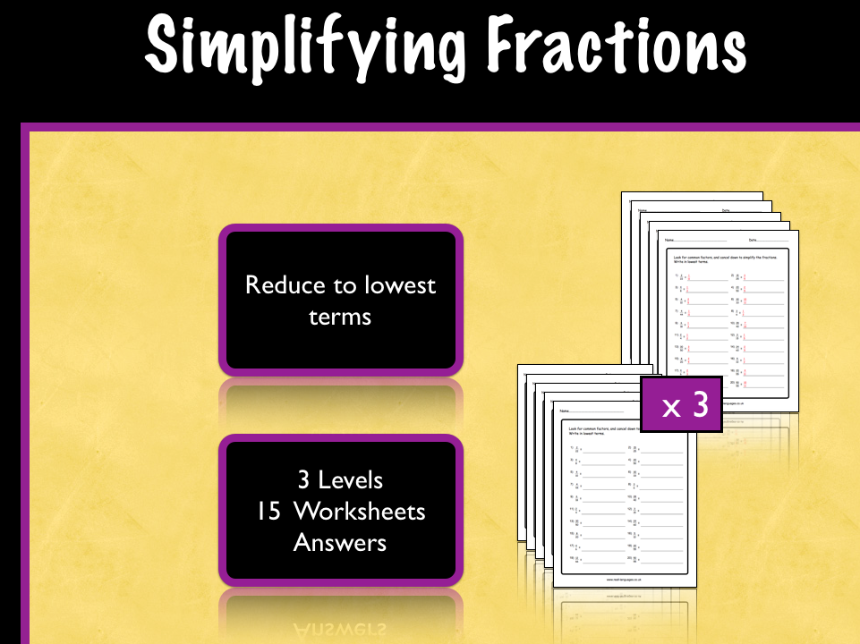 Equivalent Fractions, Decimals & Percentages Match by nahoughton ...