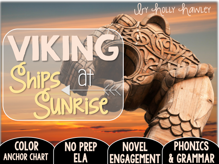 Viking Ships at Sunrise NO PREP ELA
