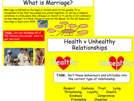 Families and Relationships-Lesson and Workpack