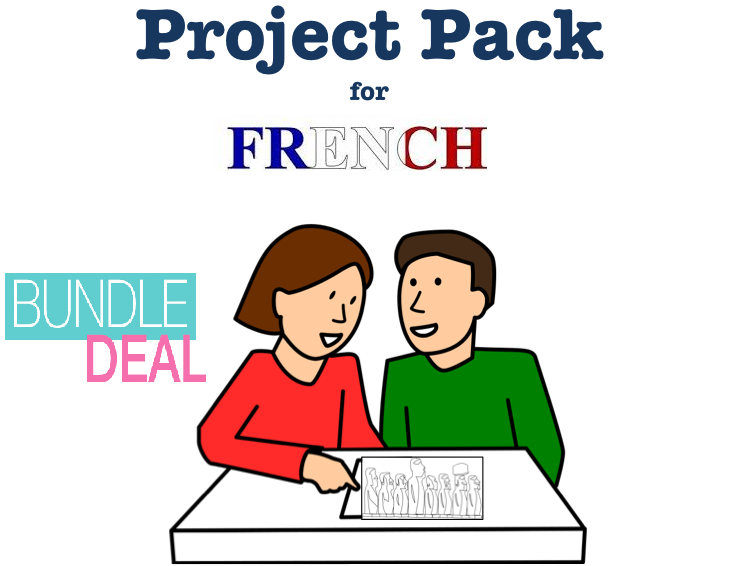 French Summer Project/ Revision