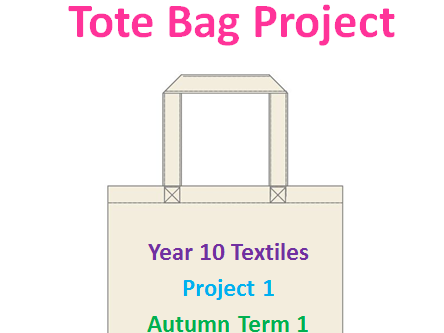 Tote Bag Project