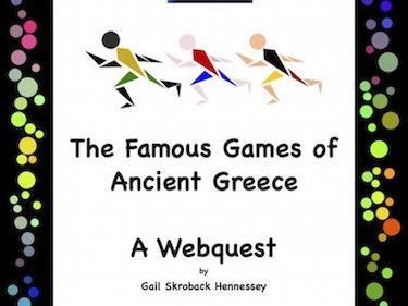Famous Games of Ancient Greece(Webquest)