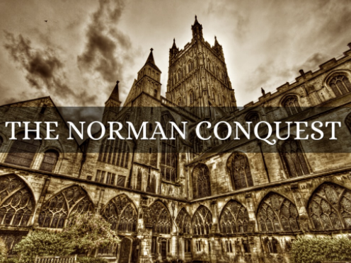 Norman Conquest Unit of Work