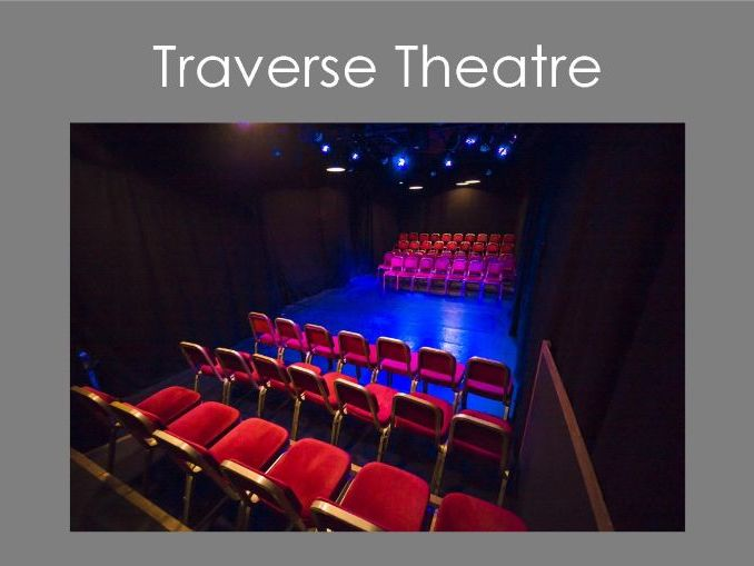Traverse Theatre - Configuration