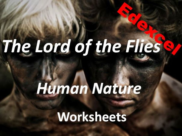 Lord of the Flies Edexcel Sample Answer - Worksheets