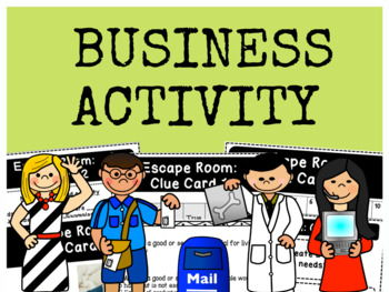 Business Activity - Bundle