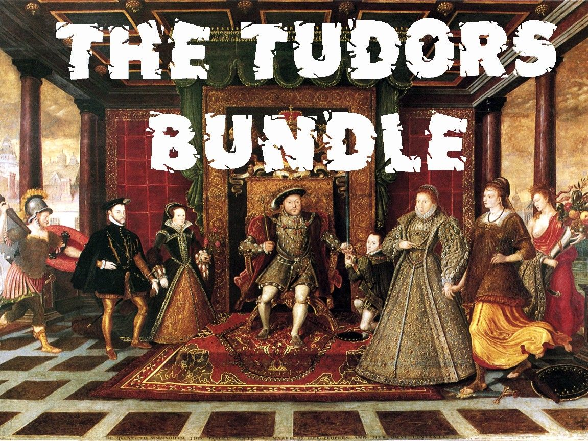 The Tudors Bundle