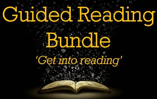 Guided Reading Planning Bundle