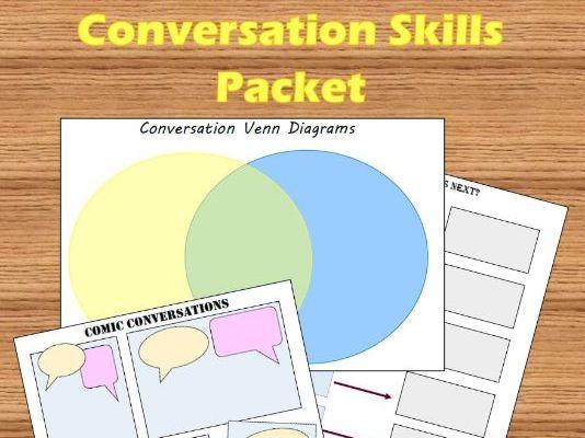 Conversation Skills Packet