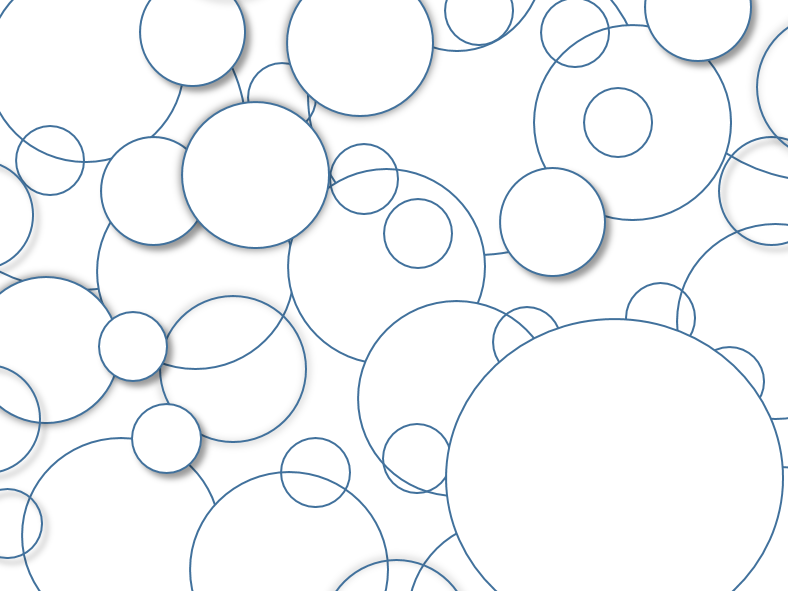 Bubbles Mindful Colouring