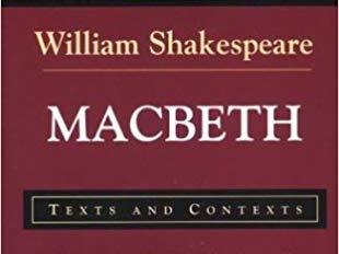 A* A Level English Coursework (Macbeth)