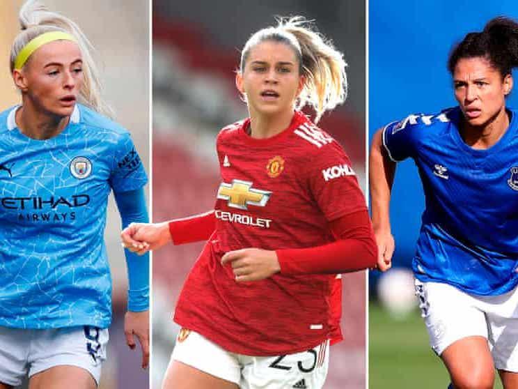 Women's super league 2020: improper to mixed fractions to decimals