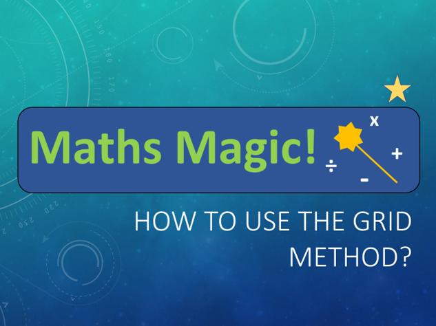 Grid Method Multiplication Level 1 (Lesson Plan, Presentation, Worksheet) Primary Earth