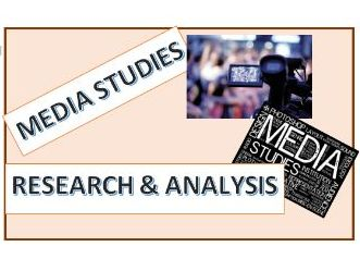 AQA GCSE and ALEVEL MEDIA STUDIES