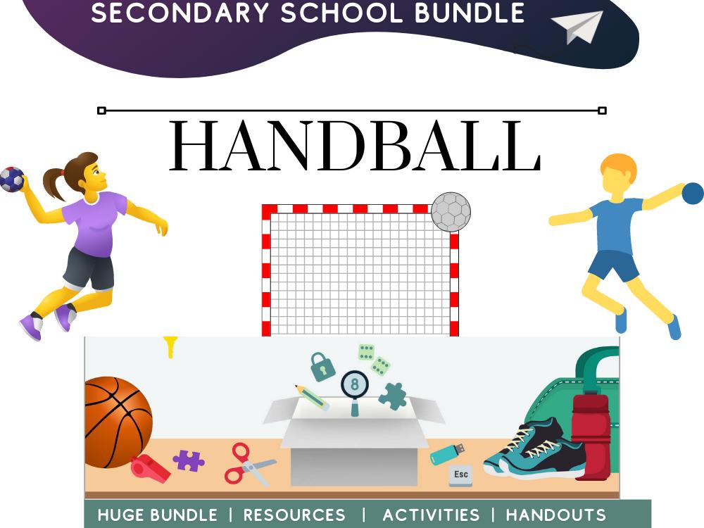 Handball PE End if term