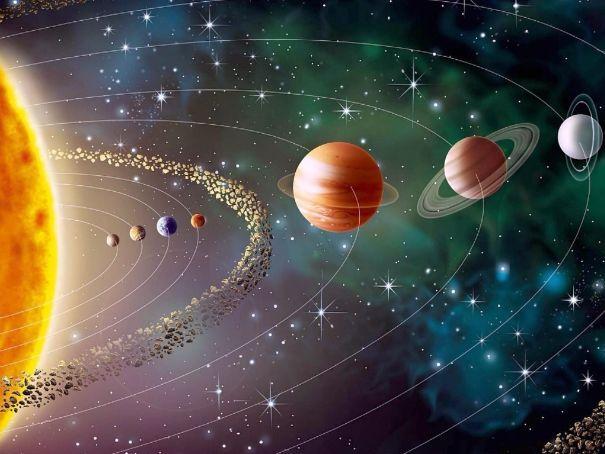 Year 5 Science- Earth, Moon and Sun editable slides.