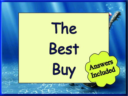 The Best Buy - 28 Questions with Answers + Starter