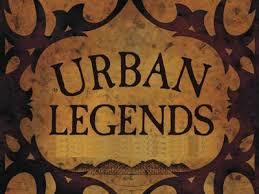 Urban Legends Creative Writing Unit KS3/4