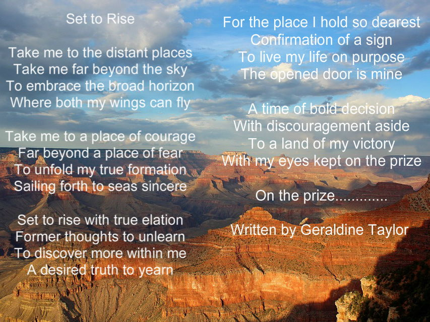 Set to Rise - Song