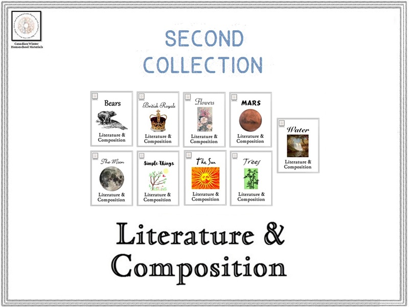 Literature & Composition, Second Collection