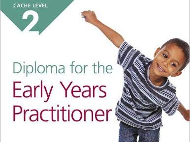 FULL Unit 7: Activities : CACHE Level 2 Diploma for the early years practitioner (New 2019 Qual)