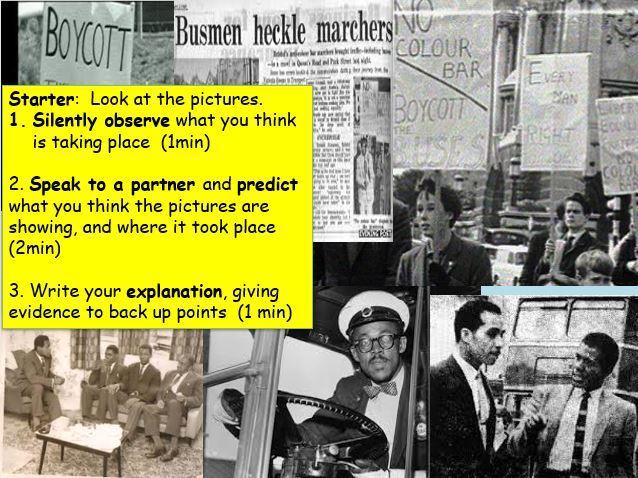 Black British History: Civil Rights, The Bristol Boycott and the Montgomery Boycott